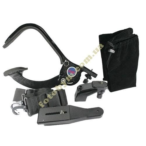 Легкий и компактный плечевой упор greenbean gb sp2bp для dslr фотоаппаратов, компактных видеокамер и нашли дешевле?