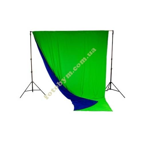 Фон тканевый Lastolite Chromakey Blue/Green 3x7m (5887)