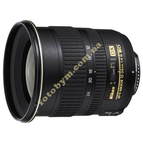 Объектив Nikon 12-24mm f/4.0G IF-ED AF-S DX Zoom-Nikkor