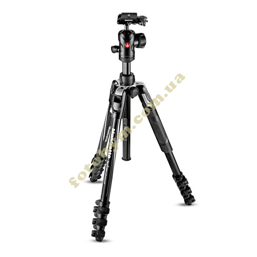 Штатив Manfrotto BeFree Advanced Travel Tripod (MKBFRLA4BK-BH)