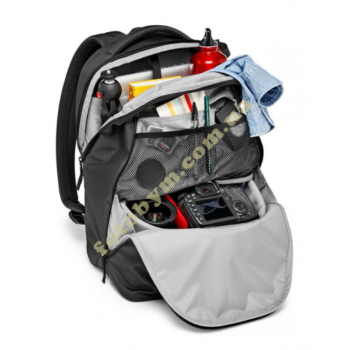 Рюкзак для фотоаппарата Manfrotto NX Backpack Grey
