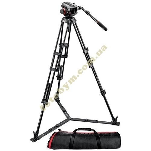 Штатив Manfrotto 504HD, 546GBK