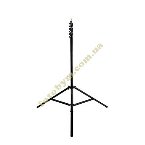 Стойка BOWENS BLACK COMPACT STAND (Max height 303cm Closed 87cm)