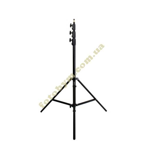 Стойка BOWENS BLACK HEAVY DUTY STAND (Max height 390cm Closed 115cm)
