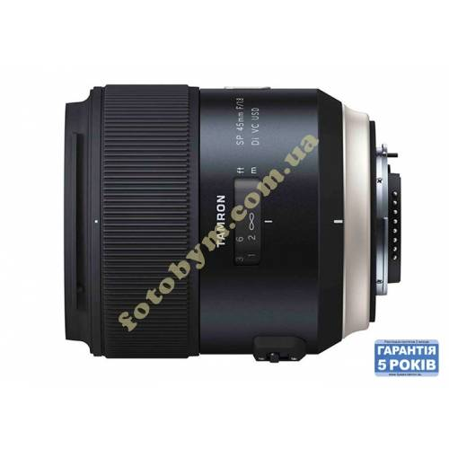 Объектив Tamron SP 45mm F/1.8 Di VC USD для Nikon